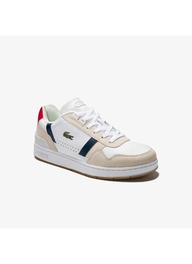 Lacoste Kadın T-Clip Sneakers 740SFA0043.407 Renkli